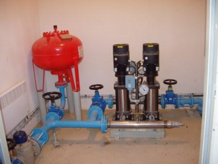 stations de pompage d eau potable. Black Bedroom Furniture Sets. Home Design Ideas